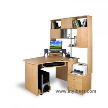 Комп'ютерний стіл Тиса Меблі Эксклюзив - 5