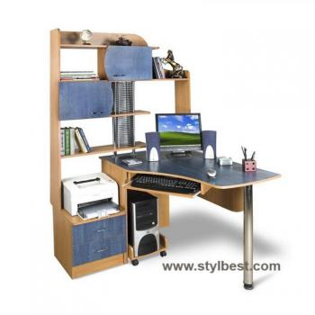 Комп'ютерний стіл Тиса Меблі Эксклюзив - 6
