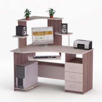 Компьютерный стол FLASHNIKA LED 70