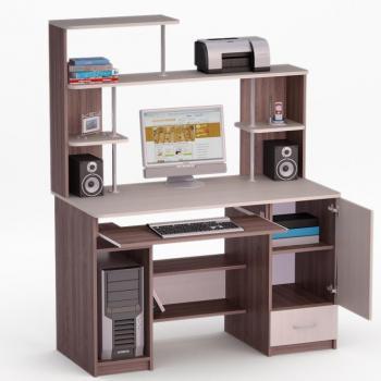 Компьютерный стол FLASHNIKA LED 64