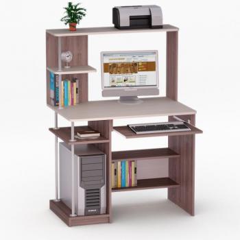 Компьютерный стол FLASHNIKA LED 58