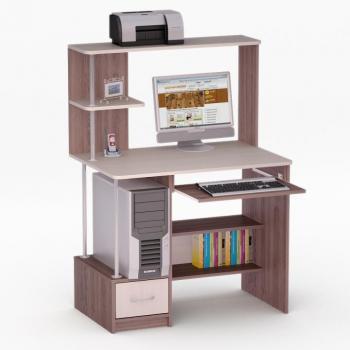 Компьютерный стол FLASHNIKA LED 57