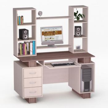 Компьютерный стол FLASHNIKA  LED 55