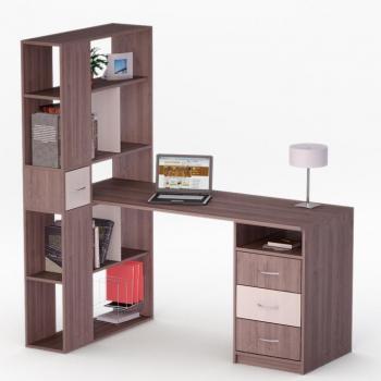Компьютерный стол FLASHNIKA LED 48
