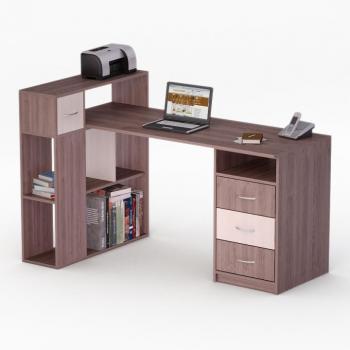 Компьютерный стол FLASHNIKA LED 46