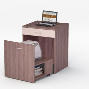 Компьютерный стол FLASHNIKA LED 45