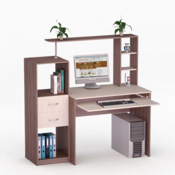 Компьютерный стол FLASHNIKA LED 18