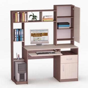 Компьютерный стол FLASHNIKA LED 14
