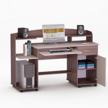 Компьютерный стол FLASHNIKA LED 9