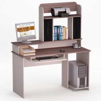 Компьютерный стол FLASHNIKA LED 1