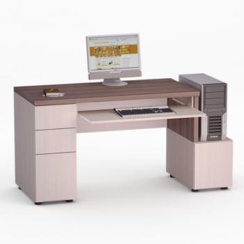 Компьютерный стол FLASHNIKA Мокос 10