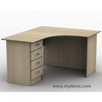 Стіл для офіса Тиса Меблі СПУ - 4