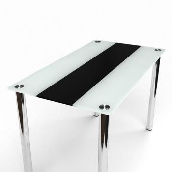 Стол Вектор черно-белый
