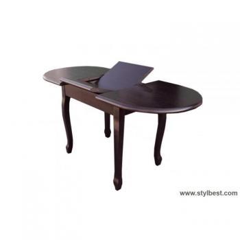 Стол обеденный Фараон венге - шоколад