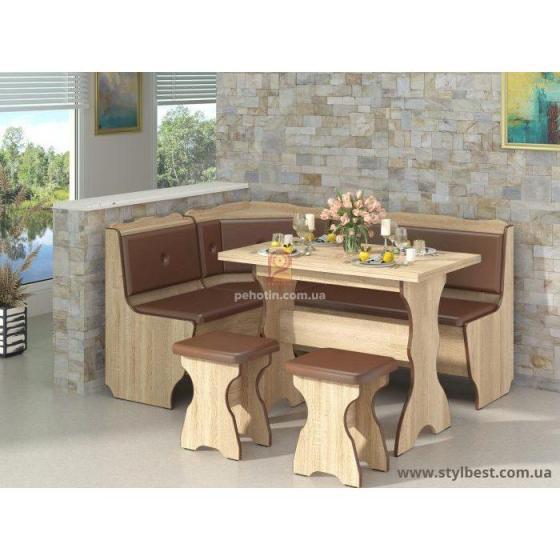 Кухонный уголок Пехотин - Президент