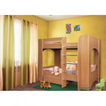 Кровать Пехотин - Дуэт 2