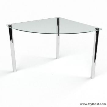 Стол Сектор прозрачный