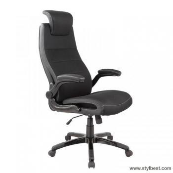 Офисное кресло Pistoia black
