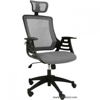 Офисное кресло Merano headrest, Grey