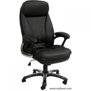 Кресло офисное CAIUS Black