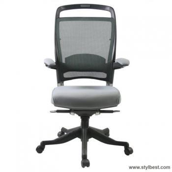 Кресло офисное FULKRUM Grey, Mesh / Fabrik