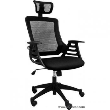 Кресло офисное MERANO headrest, black