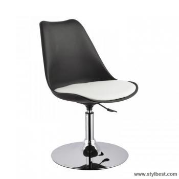 Барный стул ARON , Black - white