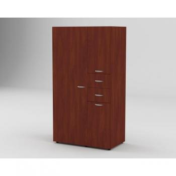 Шафа 19 для одягу з ящиками Компаніт