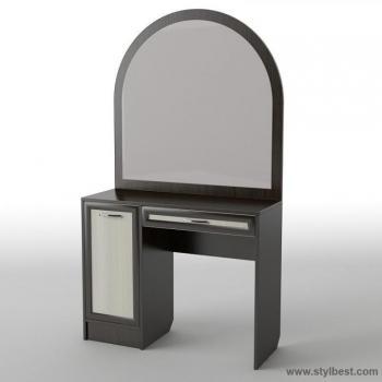 Туалетний столик з дзеркалом Тиса БС-36