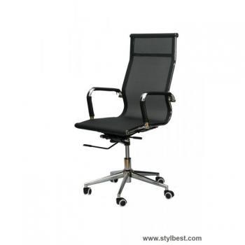 Кресло офисное Solano black
