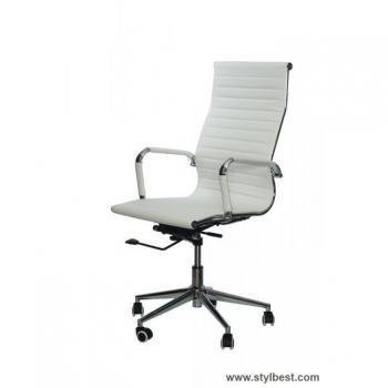Кресло офисное Solano white