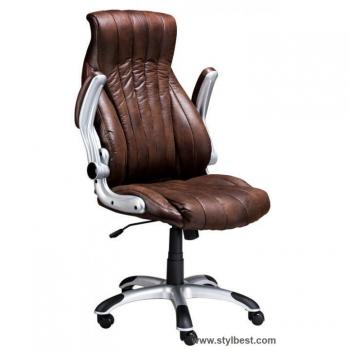 Кресло офисное Conor dark brown