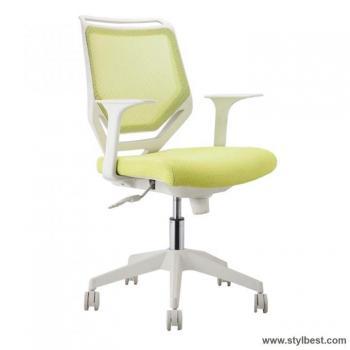 Кресло офиснео SPENSER, lime green