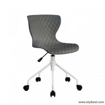 Кресло офисное RAY, серео