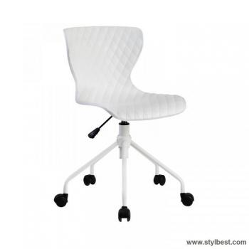 Кресло офисное RAY, белое