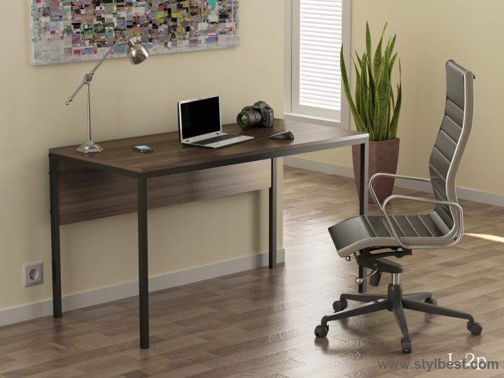 Стол офисный Loft Design L-2p