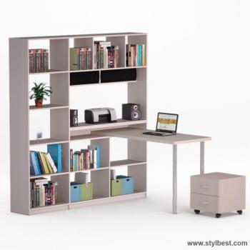 Компьютерный стол FLASHNIKA Мокос 24