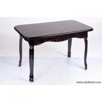 Стол деревянный МиксМебель Гаити (венге)