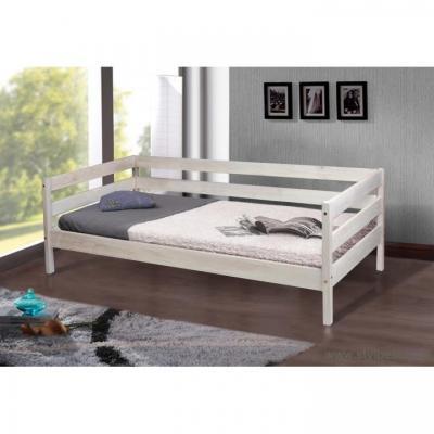 Ліжко односпальне Sky-3 (біле)