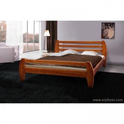 Ліжко Мікс Меблі Galaxy (сосна)