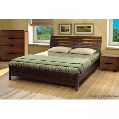 Кровать Мария (Бук, щит)