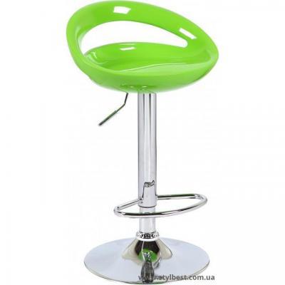 Барный стул В-08 зеленый