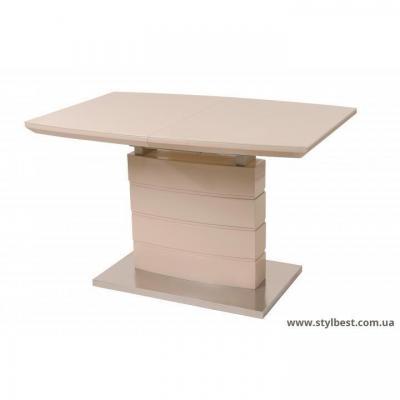 Кухонный стол ТM-50-1 бежевый
