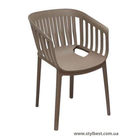 Кресло Патио (серый)
