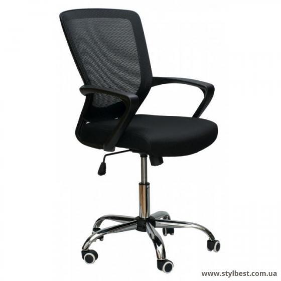 Кресло офисное Marin black (E0482)