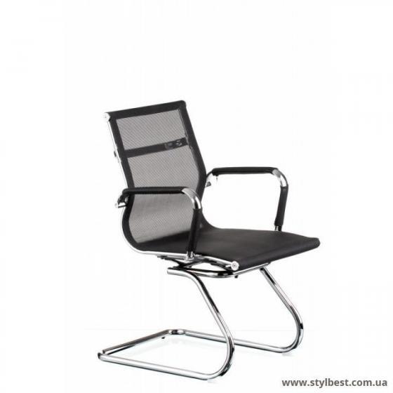 Кресло офисное Solano mesh conference black (E4855)