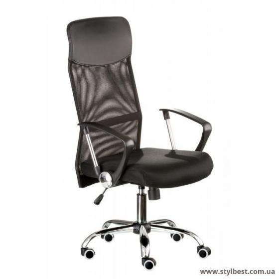 Кресло офисное Техностиль-про Supreme black (E4862)