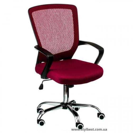 Кресло офисное Marin red (E0932)