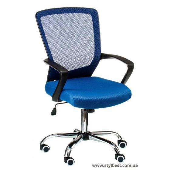 Кресло офисное Marin blue (E0918)