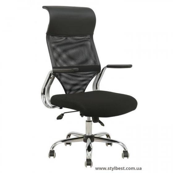 Кресло офисное Supreme 2 black (E4992)